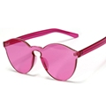 2016 Candy Color Fashion Women Men Unisex Sunglasses Eyewear Eyeglasses Goggles