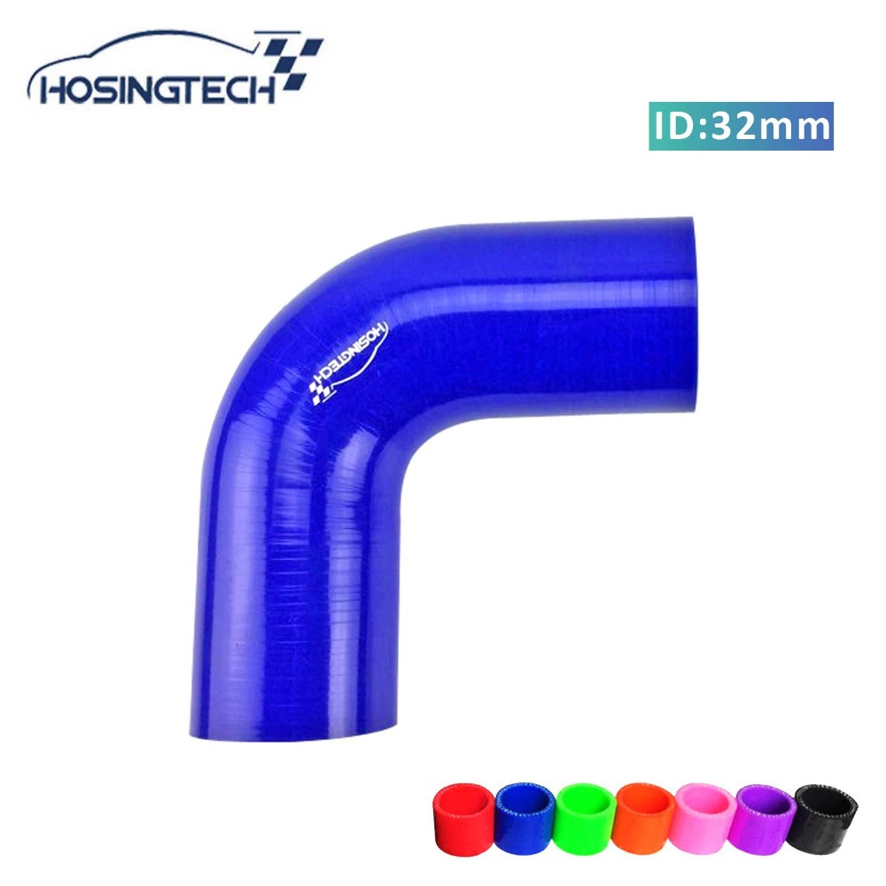 Competitive Pricing: HOSINGTECH- Competitive Price 32mm 1.25″ Blue 90 Degree