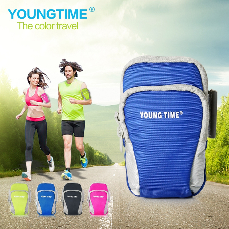 High Quality Young Style Arm Shoulder Band Belt Clip Phone Case Bag Climbing Sport Cell Phone Case For iPhone 4 5 6 6s se s7(China (Mainland))