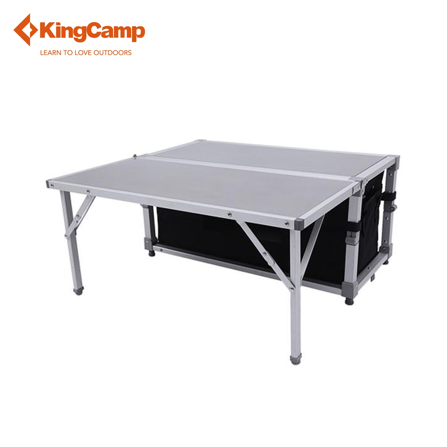 KingCamp Multifunction Portable Folding Table Multifunctional Outdoor Equipment for Outdoor Camping Picnic(China (Mainland))