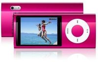 "MP4-плеер No MP4 & 8GB Slim 2.2"" LED FM 5 MP3 5th"