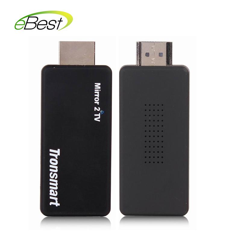 New Original Tronsmart T1000 Mirror2TV Miracast Dongle Better Chromecast HDMI DLNA HDMI Adapter Airplay iPTV Android TV Stick TV(China (Mainland))
