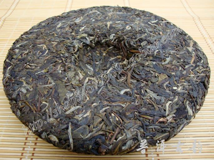 Puer tea health care wu yi tea trees Chinese yunnan puerh 357g  cake cameleers 2012 tea the China pu er cha to lose weight cheap