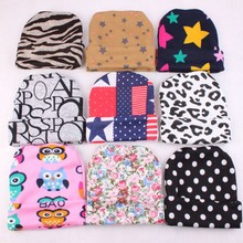 New  Unisex Baby Boy Girl Toddler Infant Children Cotton Soft Cute Hat Cap Winter Warm Hats Baby Beanies Accessories 0-3Years(China (Mainland))