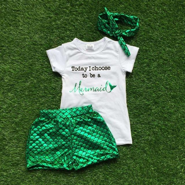 Новорожденных девочек летом наряды бутик детской одежды русалка костюмы девушка сегодня ...