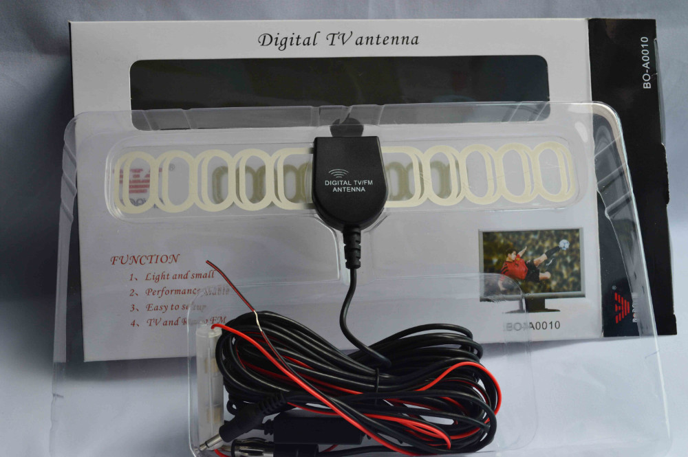 Автомобильная антенна для телевизора своими руками