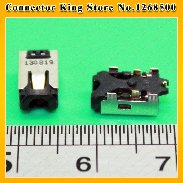 CK MINI DC Power Jack Connector for ASUS Ultrabook power connector Netbook DC jack 7pin 2.5*0.7,DC-211(China (Mainland))