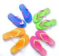 2014 calda estate scarpe infradito donne, noi per il tempo libero sandali moda morbida, spiaggia pistone, al coperto e all'aperto capovolgere sandali- flop
